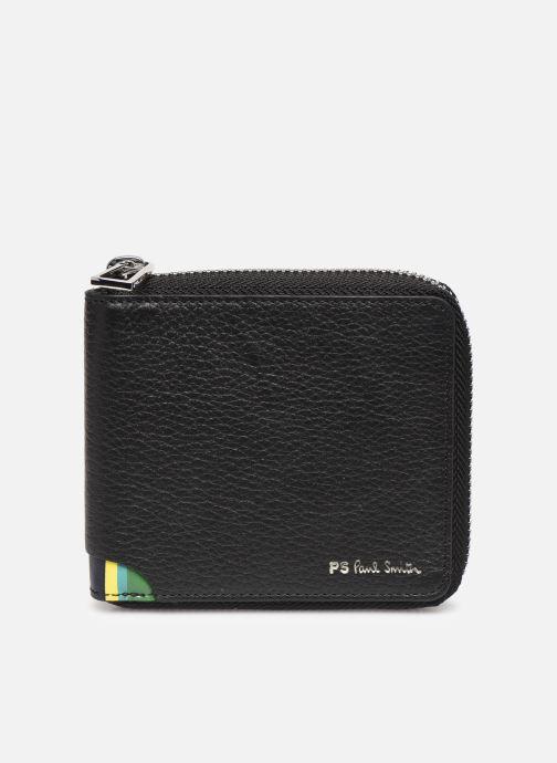 Petite Maroquinerie PS Paul Smith Ps Zip Coin Billfold Noir vue détail/paire