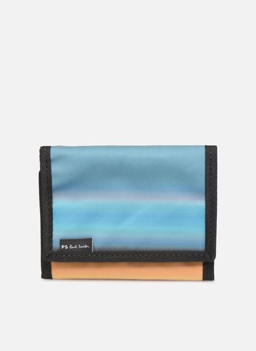 Petite Maroquinerie PS Paul Smith Horizon Stripes Billfold Multicolore vue détail/paire