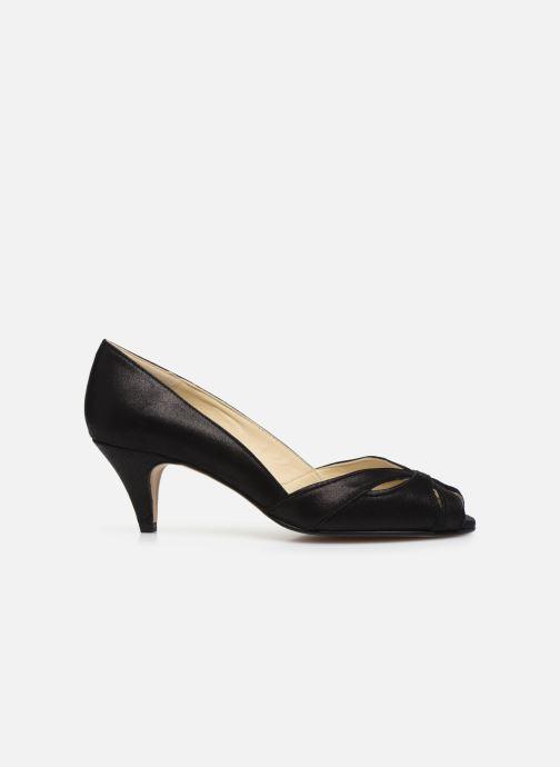Zapatos de tacón Georgia Rose Dicroisa Negro vistra trasera