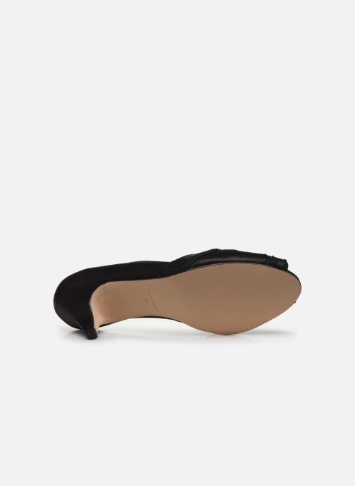 Zapatos de tacón Georgia Rose Dicroisa Negro vista de arriba