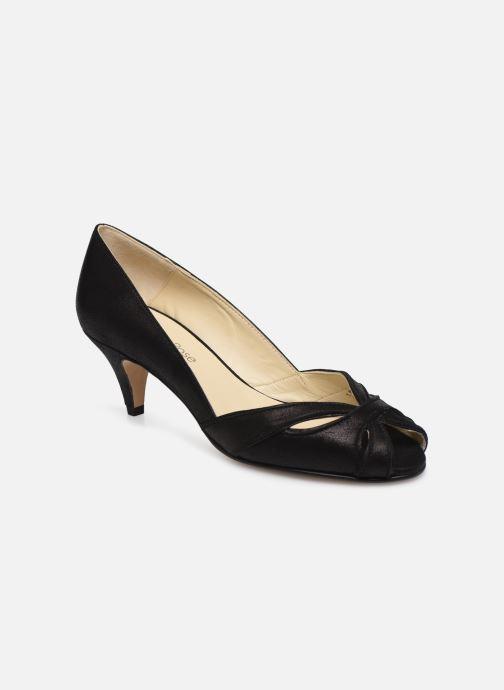 Zapatos de tacón Georgia Rose Dicroisa Negro vista de detalle / par