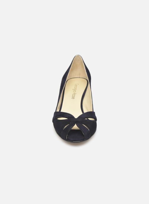 Zapatos de tacón Georgia Rose Dicroisa Azul vista del modelo