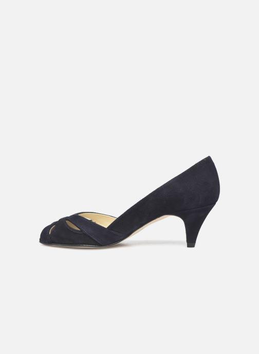 Zapatos de tacón Georgia Rose Dicroisa Azul vista de frente