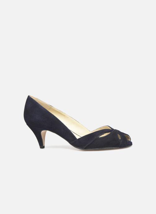 Zapatos de tacón Georgia Rose Dicroisa Azul vistra trasera