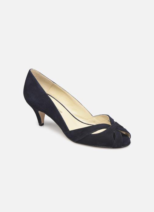 Zapatos de tacón Georgia Rose Dicroisa Azul vista de detalle / par