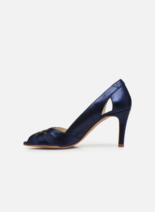 Zapatos de tacón Georgia Rose Demerva Azul vista de frente