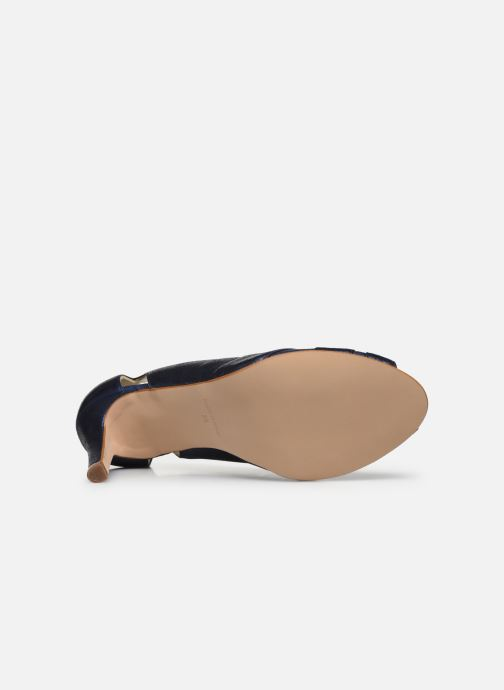 Zapatos de tacón Georgia Rose Demerva Azul vista de arriba