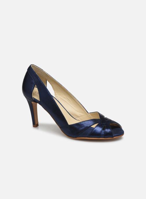 Zapatos de tacón Georgia Rose Demerva Azul vista de detalle / par