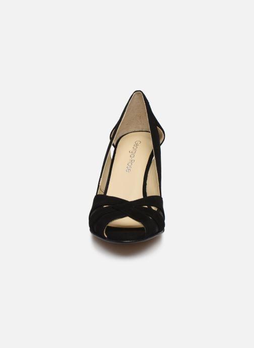 Chaussure Femme Grande Remise Georgia Rose Demerva Noir Escarpins 420026