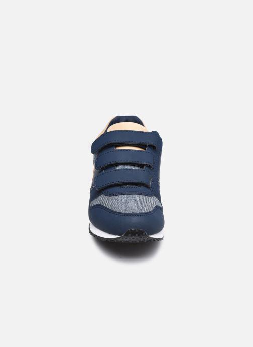 Sneaker Le Coq Sportif Jazy Classic PS blau schuhe getragen