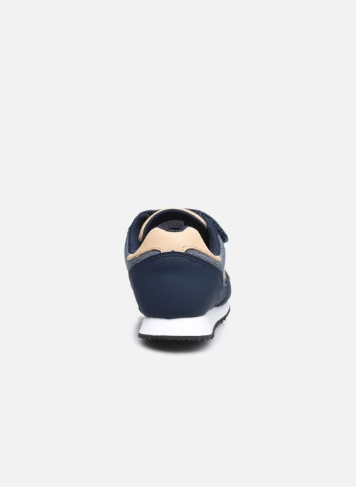 Sneaker Le Coq Sportif Jazy Classic PS blau ansicht von rechts