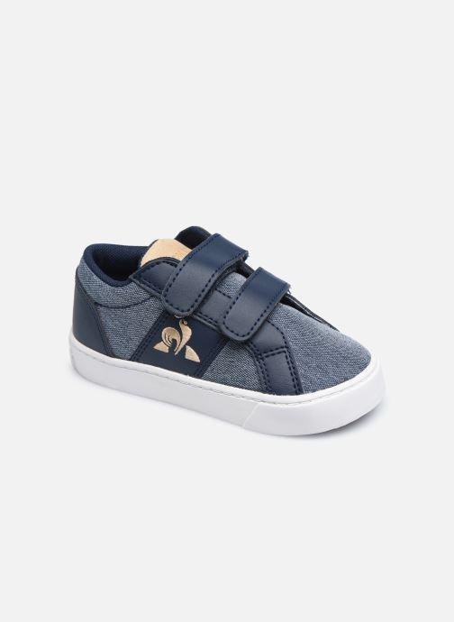 Sneakers Le Coq Sportif Verdon Classic Inf Blauw detail