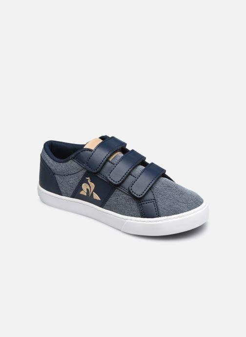 Sneakers Le Coq Sportif Verdon Classic PS Blauw detail