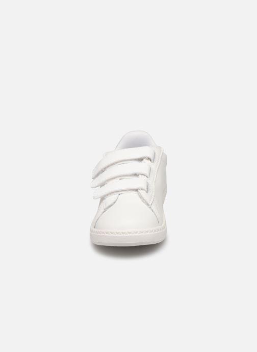 Baskets Le Coq Sportif Courset Inf Blanc vue portées chaussures