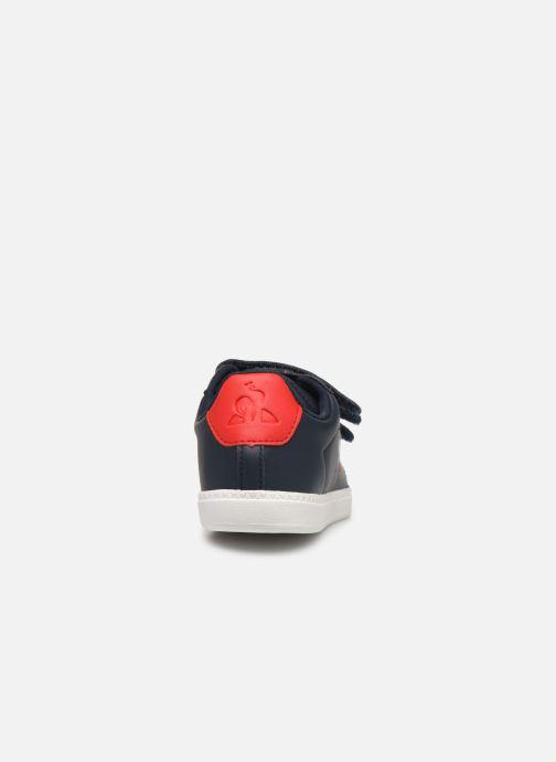 Sneakers Le Coq Sportif Courset PS Blauw rechts