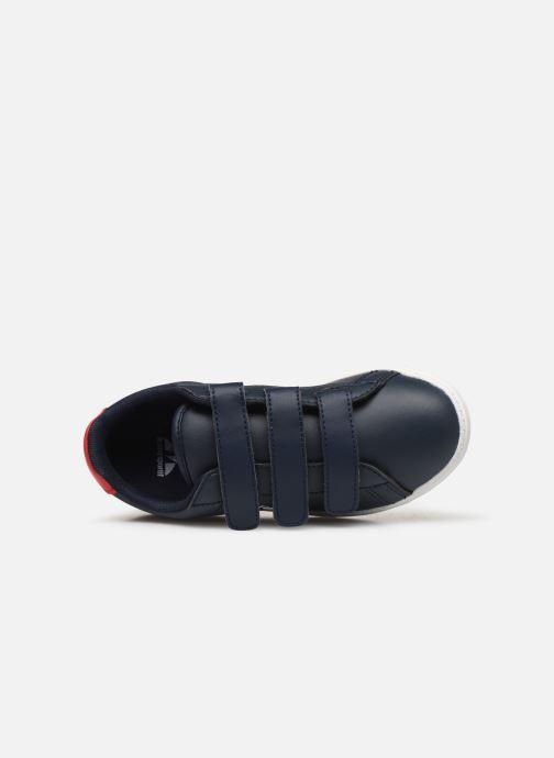 Sneakers Le Coq Sportif Courset PS Blauw links