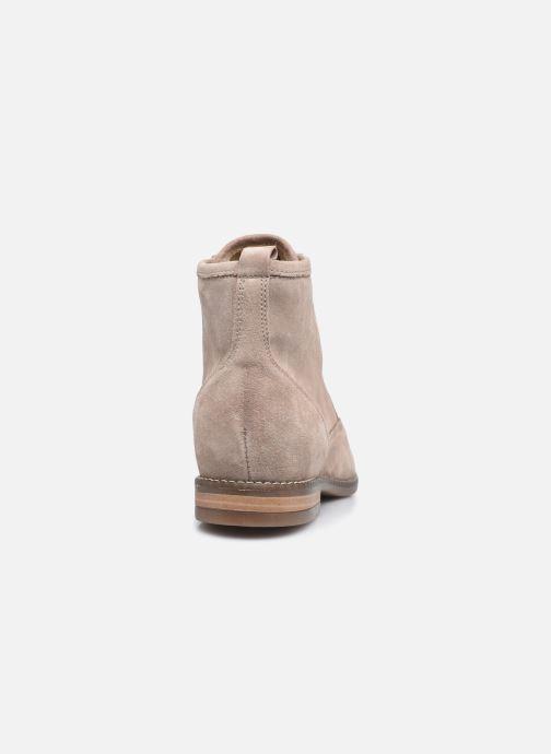 Stiefeletten & Boots Georgia Rose Noumina beige ansicht von rechts