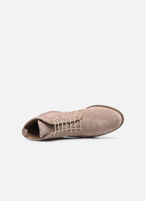Stiefeletten & Boots Georgia Rose Noumina beige ansicht von links