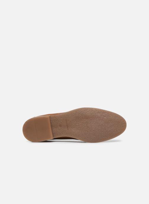 Chaussures à lacets Georgia Rose Nerpant Marron vue haut