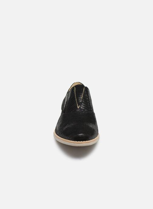 Zapatos con cordones Georgia Rose Nibant Negro vista del modelo