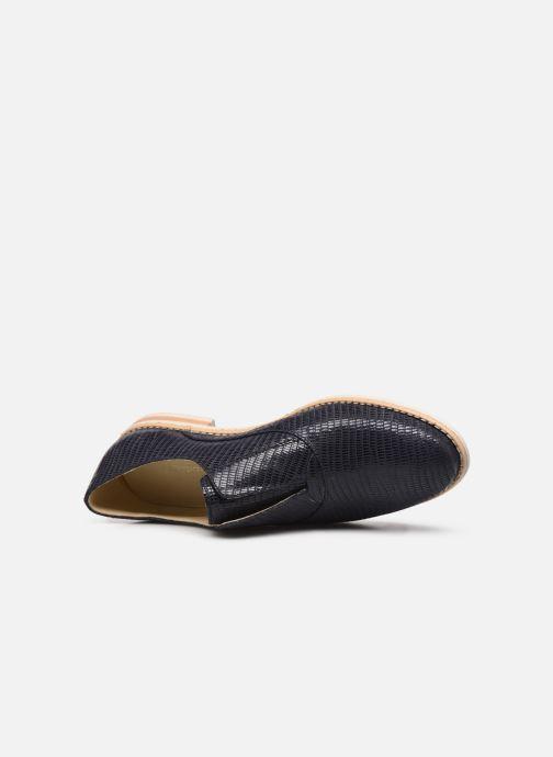 Chaussures à lacets Georgia Rose Nibant Bleu vue gauche