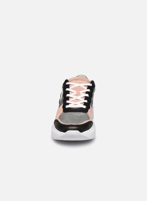 Baskets Karl Lagerfeld Skyline Lux Ikonic Lace Leather Multicolore vue portées chaussures