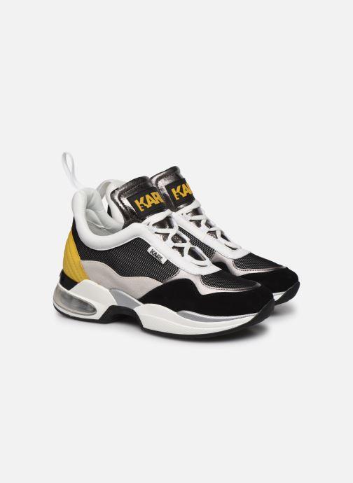 Sneakers Karl Lagerfeld Ventura Lazare Mid II Nero immagine 3/4