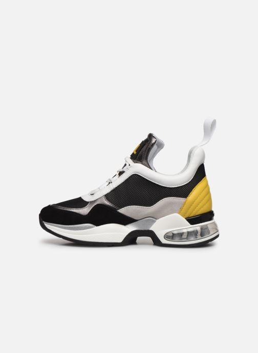 Sneakers Karl Lagerfeld Ventura Lazare Mid II Nero immagine frontale