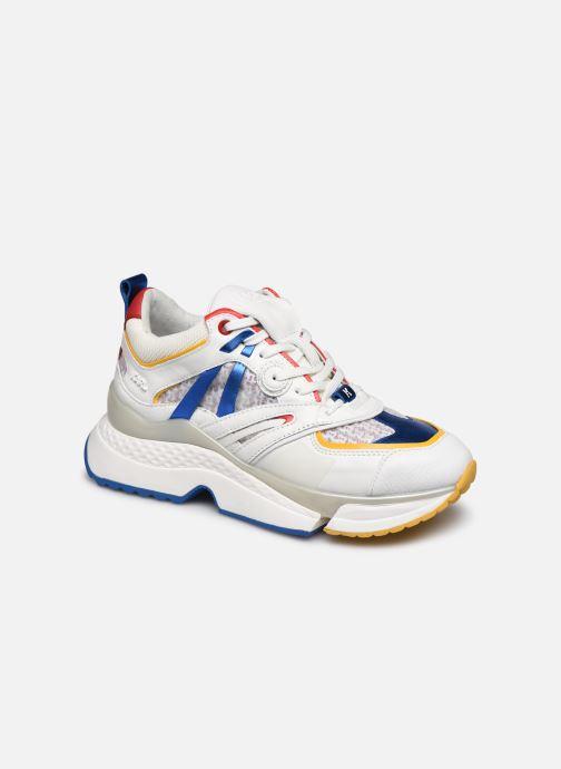 Baskets Karl Lagerfeld Aventur Delta Lo Mix Multicolore vue détail/paire