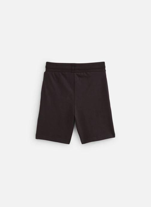 Vêtements Hummel Bassim Shorts Noir vue bas / vue portée sac