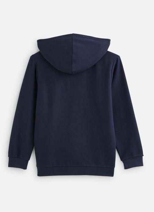 Vêtements Hummel Cuatro Hoodie Bleu vue bas / vue portée sac