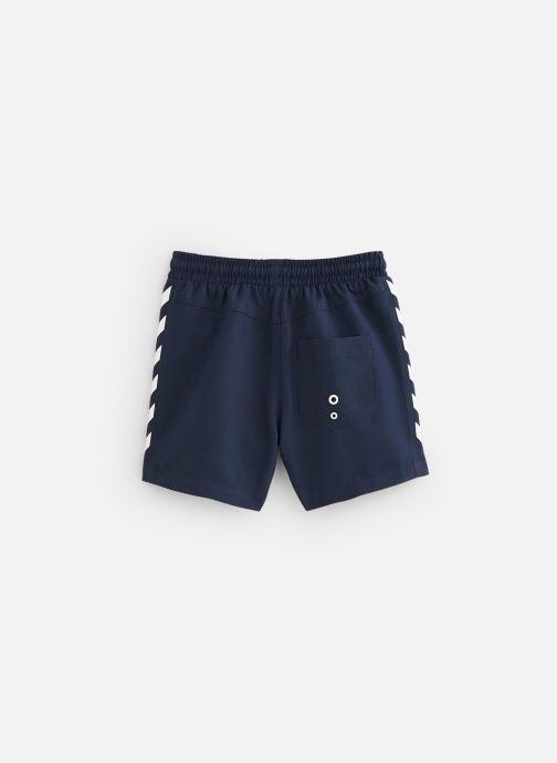 Vêtements Hummel Maillot Delta Board Shorts Noir vue bas / vue portée sac