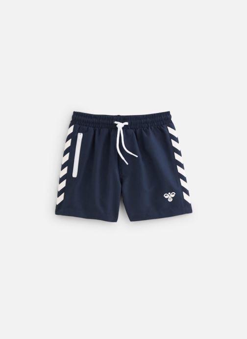 Vêtements Hummel Maillot Delta Board Shorts Noir vue détail/paire