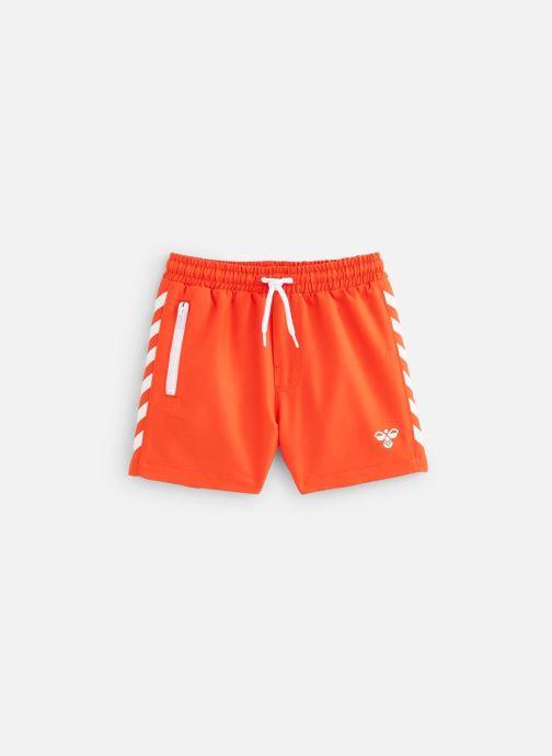 Vêtements Hummel Maillot Delta Board Shorts Orange vue détail/paire