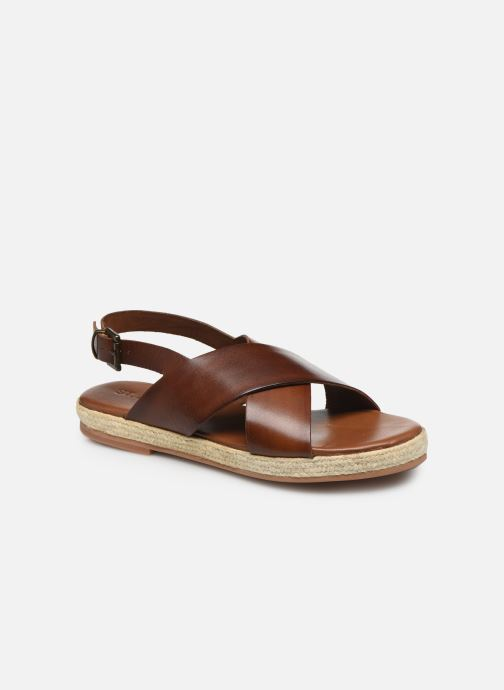 Sandali e scarpe aperte ST.AGNI Basque espadrille Marrone vedi dettaglio/paio