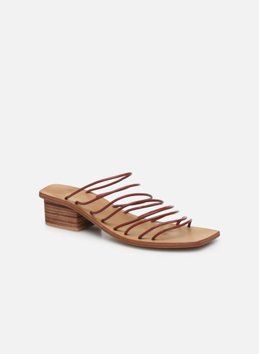 Zuecos Mujer Ines Sandal