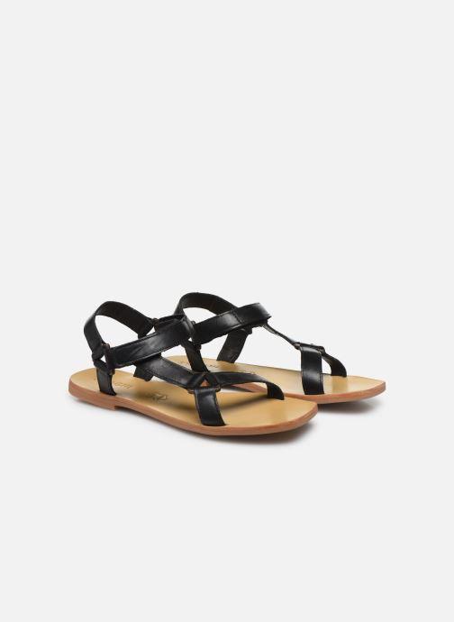 Sandali e scarpe aperte ST.AGNI Sportsu Sandals Nero immagine 3/4