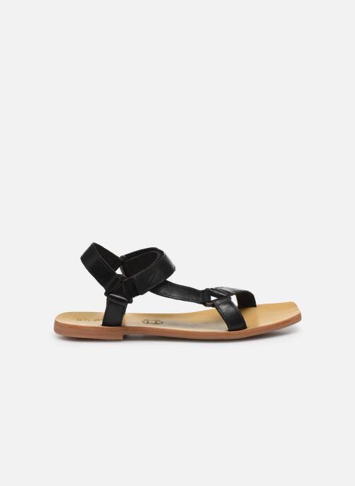 Sandali e scarpe aperte ST.AGNI Sportsu Sandals Nero immagine posteriore
