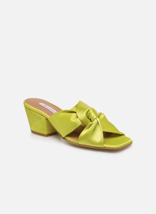 Clogs og træsko About Arianne Claudie Gul detaljeret billede af skoene