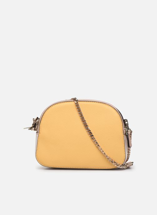 Sacs à main Guess ANNARITA CONVERTIBLE CROSSBODY Jaune vue face