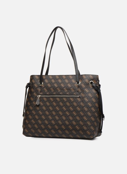 Guess DIGITAL SHOPPER (Brun) Handväskor på Sarenza.se (420196)