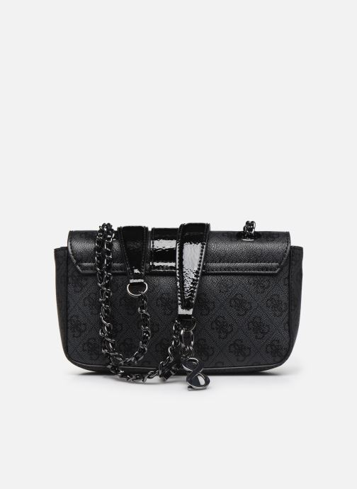 Guess LOGO CITY LUXURY SMALL CONVERTIBLE CROSSBODY FLAP @
