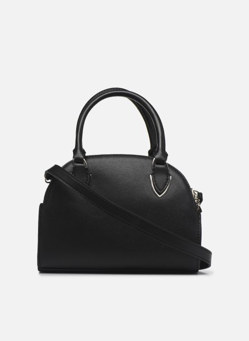 Sacs à main Guess SHEROL SMALL CALI SATCHEL Noir vue face
