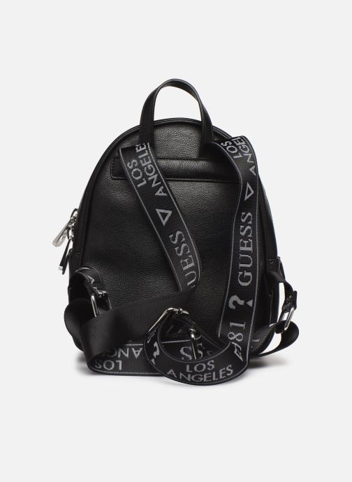 Sacs à dos Guess ZANA BACKPACK Noir vue face