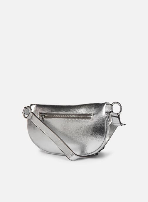 Guess Zana Belt Bag Silver