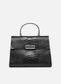 BELL LEATHER TOP HANDLE FLAP