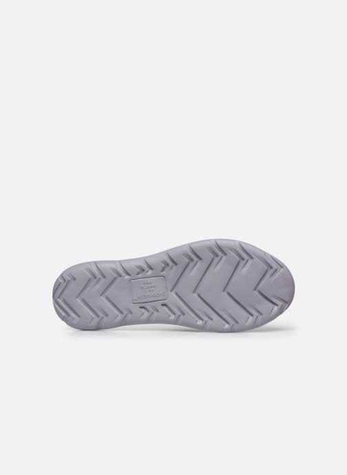 Pantuflas Isotoner Sandale ergonomique Everywear Gris vista de arriba