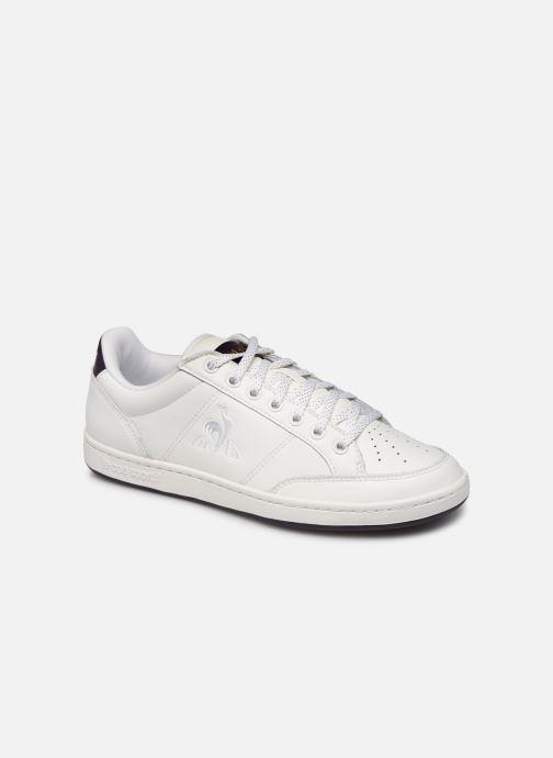 Sneakers Le Coq Sportif Court Clay Hvid detaljeret billede af skoene