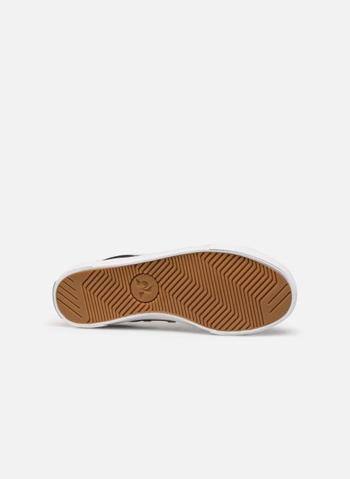 Sneakers Le Coq Sportif Verdon Plus Nero immagine dall'alto