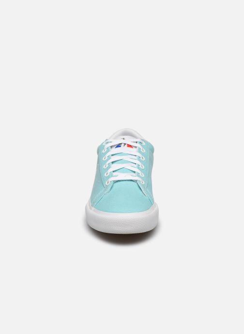 Baskets Le Coq Sportif Verdon Plus Bleu vue portées chaussures